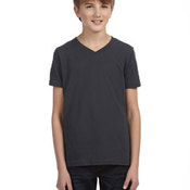 Youth Jersey Short-Sleeve V-Neck T-Shirt