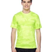 Adult 4.1 oz. Double Dry® Interlock T-Shirt