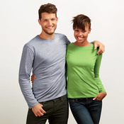 soft style -Adult Long-Sleeve T