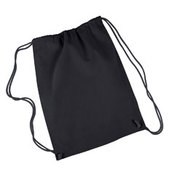 Cotton Drawstring Backpack