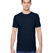 4.7 oz., 100% Sofspun™ Cotton Jersey Crew T-Shirt