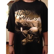 Road Warriors T-shirt Gildan 100% cotton