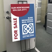 24x34 Real Estate Sign