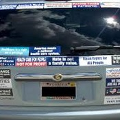 Medium - Bumper Stickers - Decals - Labels