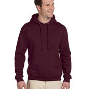 Hoodie Adult 9.5 oz., Super Sweats® NuBlend® Fleece Pullover Hood