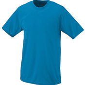 100% Polyester Moisture-Wicking Short-Sleeve T-Shirt