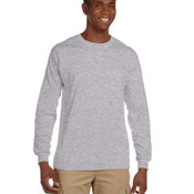 Ultra Cotton® 6 oz. Long-Sleeve Pocket T-Shirt