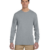 Adult 5.3 oz., DRI-POWER® SPORT Long-Sleeve T-Shirt