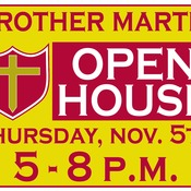 Open House Yard Signs 24x18