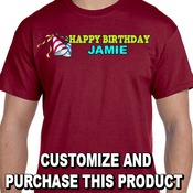 Happy Birthday T-Shirt 2