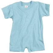 Infants'5.5 oz. Jersey T-Shirt Romper