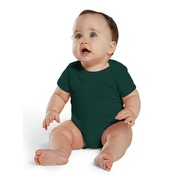 Infants'Fine Jersey Lap Shoulder Bodysuit