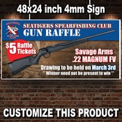 48x24 Digital Yard Signs