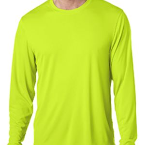 Adult Cool DRI® with FreshIQ Long-Sleeve Performance T-Shirt Thumbnail
