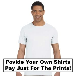 Provide your own , Pay for only the Prints Thumbnail