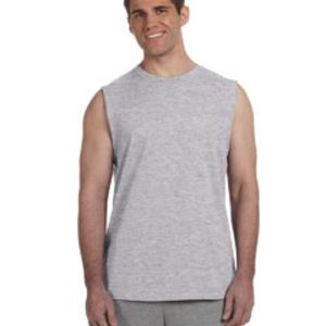 Gildan Adult Ultra Cotton® 6 oz. Sleeveless T-Shirt Thumbnail