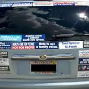 Bumper Stickers - Decals - Labels Thumbnail