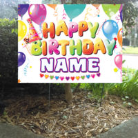 Do It yourself-Birthday Sign 24x18 3 Thumbnail
