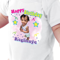 Little Ones Birthday shirts for Toddlers - Heavy Cotton™ Toddler 5.3 oz. T-Shirt Thumbnail