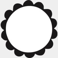Flower Circle Frame Thumbnail