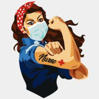 Strong Woman Nurse Thumbnail