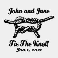 Tie The Knot Template Thumbnail